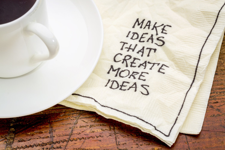 Make ideas